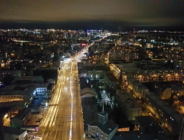 Tallinna näkymä - Ville Kilpiä